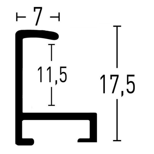 1233 Acélszürke