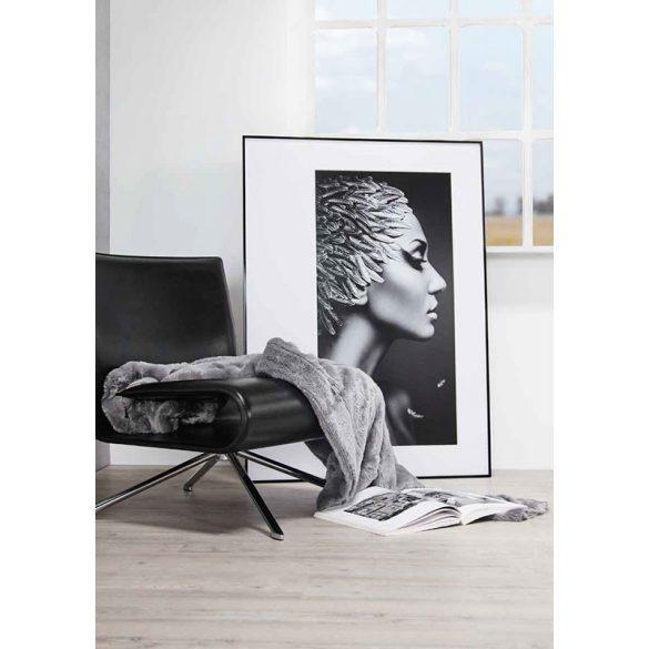 Alpha matt fekete képkeret 42 x 59,4 cm