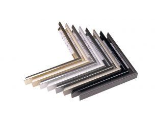 Nielsen 8-as alumínium képkeret profil