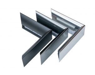 Nielsen 281-es alumínium képkeret profil