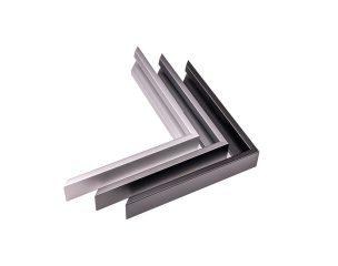 Nielsen 23-as alumínium képkeret profil