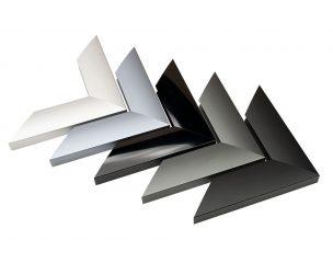 Nielsen 82-es alumínium képkeret profil